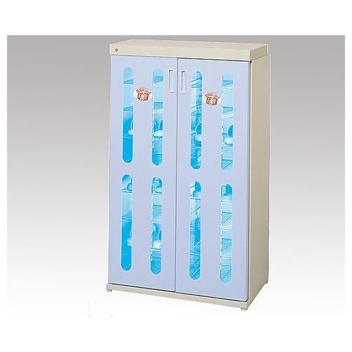 魅力的な価格 クリーンボックス [個人宅配送]:セミプロDIY店ファースト ブルー DM-WLT-B 16足 [8-5092-02] アズワン 1台-DIY・工具