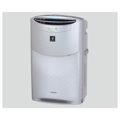 アズワン プラズマクラスター空気清浄機(加湿空気清浄機) アンモニア臭用 KI-M850A-S 1個 [8-9582-01]