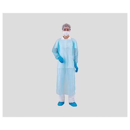 アズワン 感染症対策用ガウンセット ICM-02 1袋(10セット入り) [8-5222-02]