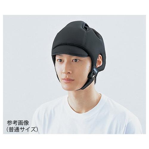 アズワン 保護帽[アボネットガードメッシュC]幼児サイズ ブラック 2034 1個 [8-9351-01]