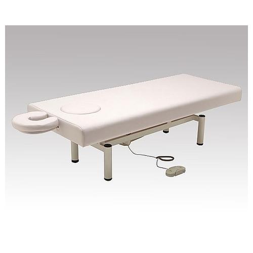 アズワン 電動昇降ベッド ホワイト NV-DX-WH 1台 [8-3318-01] [個人宅配送不可][送料別途お見積り]