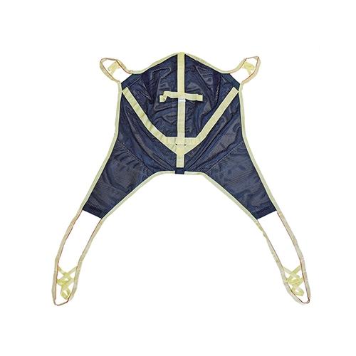 アズワン 移動式リフト スリング (メッシュ・ハイバック) MT-250 1枚 [7-3222-14]