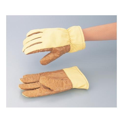 アズワン クリーンルーム用耐熱手袋 ザイロガード クリーンパック 250mm 1双 [9-5621-01]