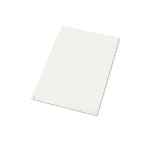 アズワン エコノミー粘着マット 白 600×1200 1枚 [2-4910-03]