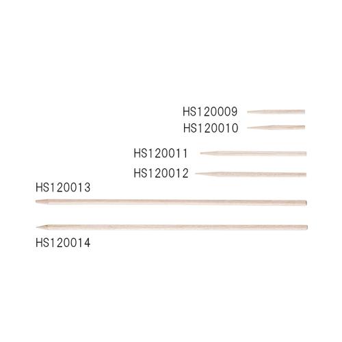 アズワン サンプリングピック 15.24mm 先端尖型 500本 1袋(500本入り) [3-5993-03]