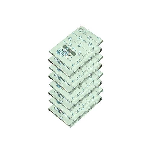 アズワン クリーンルーム用無塵紙A5 スタクリン 1ケース(500枚/冊×8冊入) グリーン 1ケース(500枚×8冊入り) [3-8295-04]