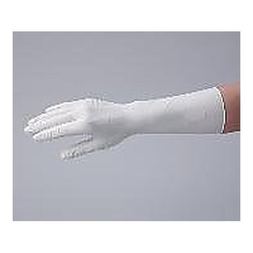 アズワン アズピュアニトリル手袋 左右別タイプ XS 左右各50枚×10袋入 1箱(50双×10箱入り) [1-2324-51]