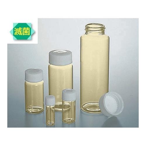 アズワン スクリュー管瓶(SCC)(γ線滅菌済) 20mL 1箱(10本×5袋入り) [7-2110-37]