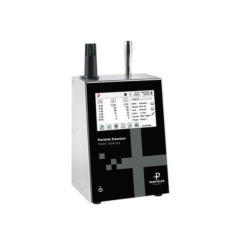 アズワン 高機能小型パーティクルカウンター 温湿度センサー無 1個 [3-7596-01]
