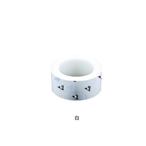 アズワン アズピュアESD PETラインテープN 白 50mm×33m 5巻入 1袋(5巻入り) [1-4808-62]