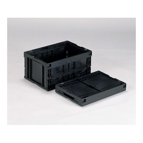 アズワン 折りたたみコンテナー(導電) 50B-M 1個 [1-6406-02]