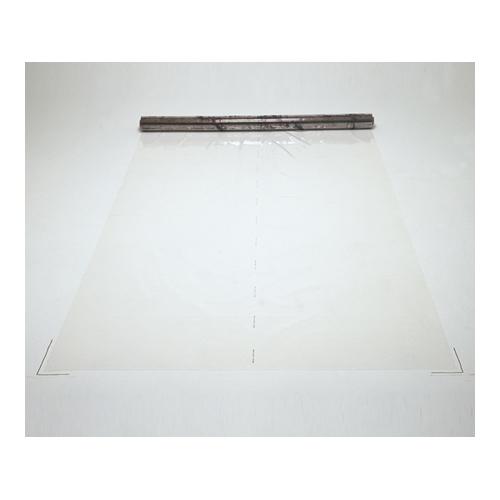【一部予約!】 アズワン セイデン(R)クリスタル [1-9112-03]:セミプロDIY店ファースト 1巻 透明 1830mm×30M-DIY・工具