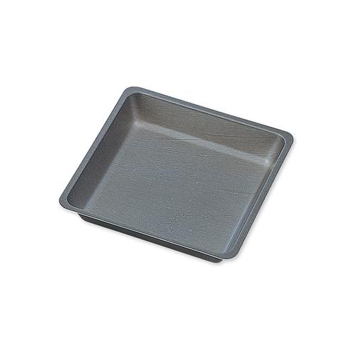 アズワン 導電性バランスディッシュ(黒) 140×140×25mm 1箱(500枚入り) [3-1569-03]