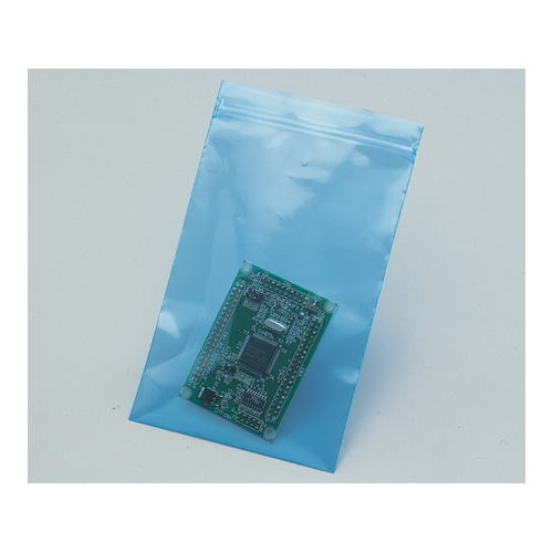 アズワン ICパック 200×300mm 0.1mm チャック付き 1袋(100枚入り) [7-139-06]
