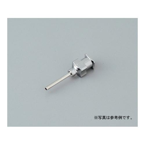 アズワン ディスペンサー用金属ニードル ゲージ30 針長13mm 1箱(60個入り) [9-5668-21]