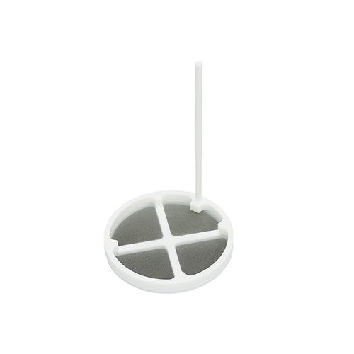 アズワン 洗浄用キャリア(オールフッ素樹脂) メッシュタイプ 1個 [3-7625-10]