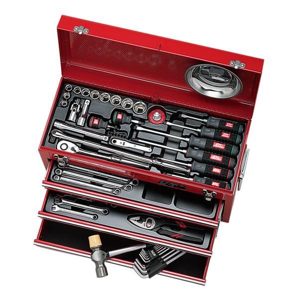 京都機械工具 SK4586X 工具セット58点