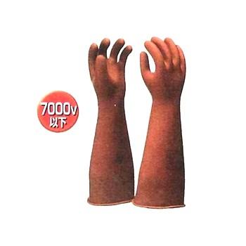 ヨツギ YS-101-27-02 高圧用ゴム手袋(大)