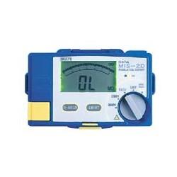 マルチ計測器販売 MIS-2D デジタル3レンジ絶縁抵抗計