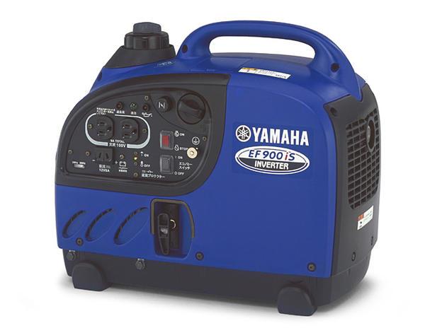 ヤマハモーターパワープロダクツ EF900iS インバータ発電機