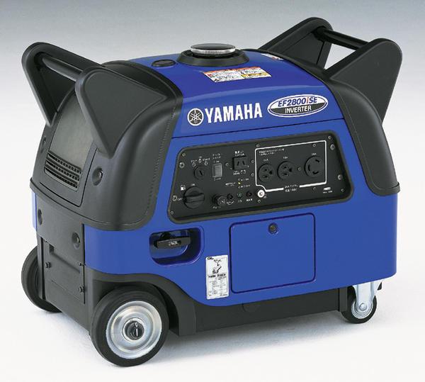 ヤマハモーターパワープロダクツ EF2800iSE インバータ発電機