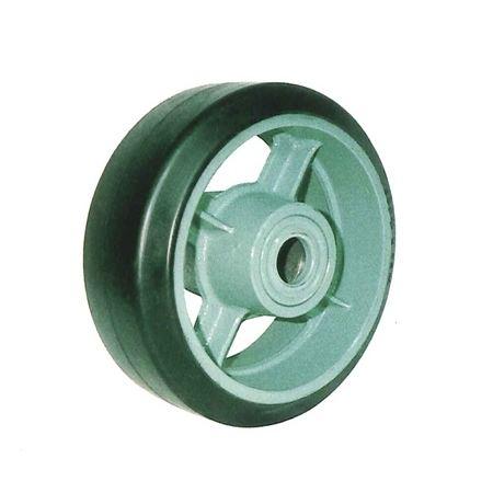 ヨドノ HB410-100 重荷重用イモノゴム車輪
