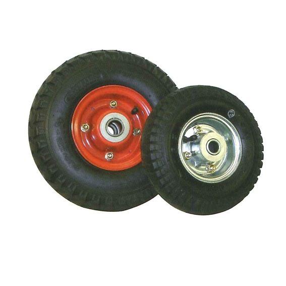 ヨドノ 4.00×8-4空気タイヤ車輪