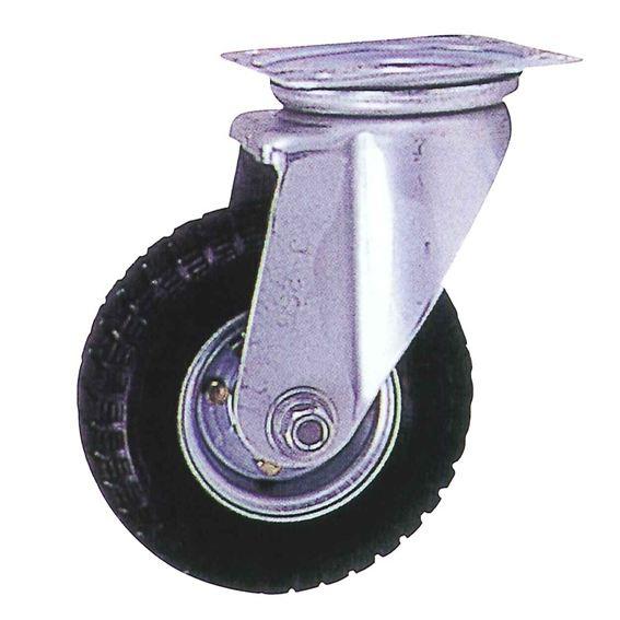 ヨドノ WJ6-1/2×2-4空気タイヤ自在金具付