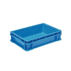 DICプラスチック F-8 プラスチックコンテナー(ブルー) 販売入数:10個