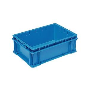 DICプラスチック F-12 プラスチックコンテナー(ブルー) 販売入数:10個