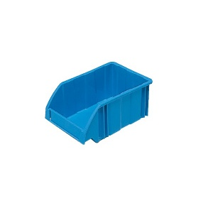 DICプラスチック B-1 プラスチックコンテナー(ブルー) 販売入数:20個