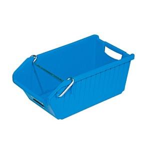 DICプラスチック B-3 プラスチックコンテナー(ブルー) 販売入数:10個
