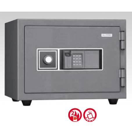 キング工業 KMX-20FPE 耐火金庫(指紋認証式) 大型商品に付き送料別途お見積り
