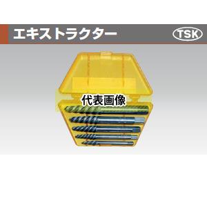 アヅマ工具 1825 TSK エキストラクターセット 9本組