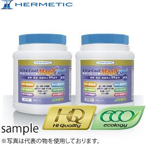 ヘルメチック 断熱塗料 ヴィータコート マジックール(Vitacoat magicool) ホワイト 16L