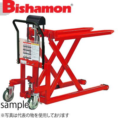 ビシャモン(スギヤス) 手動式スクーパー LV100 最大積載能力:1000kg [配送制限商品]