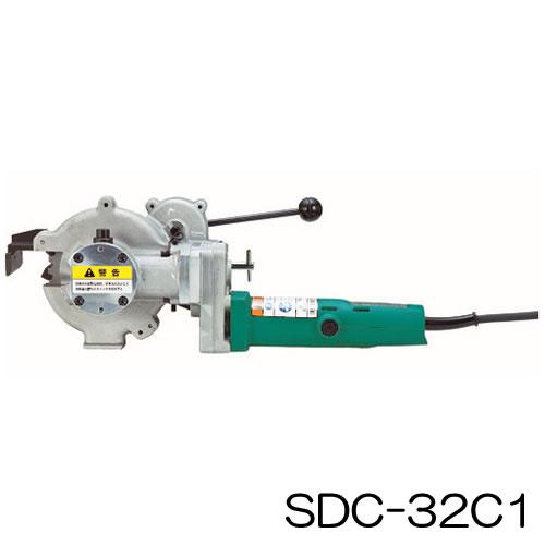 ダイア 鉄筋切断機 ダイアソー コードタイプ 対応鉄筋径《D19~D32》 SDC-32C1