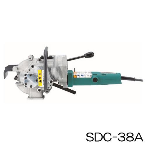 ダイア (DAIA) 鉄筋切断機 SDC-38A ダイアソー コードタイプ 対応鉄筋径《D19~D38》