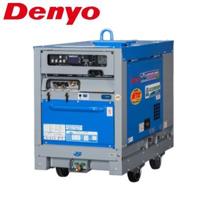 価格未定品 デンヨー 超低騒音型エンジンTIG溶接機 DAT-300LSE