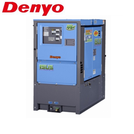 <title>デンヨー 期間限定特別価格 極超低騒音型ディーゼルエンジン発電機 一体型環境ベース仕様 DCA-15USYB 個人宅配送不可</title>