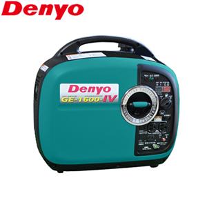 欠品中:納期都度確認品 デンヨー インバーターガソリン発電機 GE-1600SS-IV AC100V