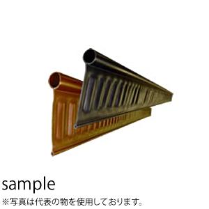 グリーンフィールド Vタイプ+ H約130mm×約2m×3本(6m分) (ストレートジョイント細、太、30cmアンカーピン付) 茶 EDG-VBR-3P [配送制限商品]