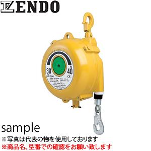 遠藤工業(ENDO) ELF型スプリングバランサー ELF-40 ロングストロークタイプ 30~40kg 2.5m