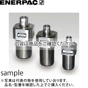 ENERPAC(エナパック) 単動プルクランプシリンダ (25MPa 25.1kN×ST15mm) MRP60-15