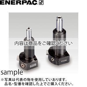 ENERPAC(エナパック) 単動引きシリンダ (35MPa 2.6kN×ST16.5mm 下フランジ) PLSS-22 [大型・重量物]