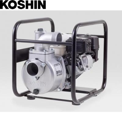 工進 4サイクルエンジンポンプ ハイデルスポンプ KH-80P [配送制限商品]