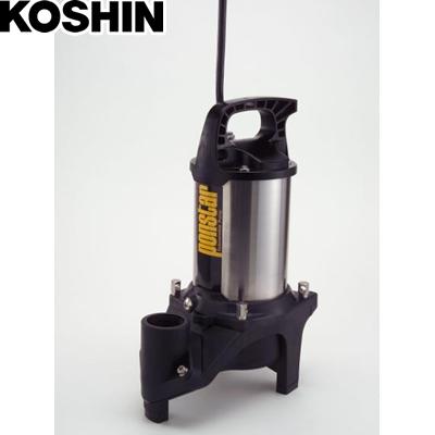 工進 ステンレス汚物用水中ポンプ ポンスター PZ-640