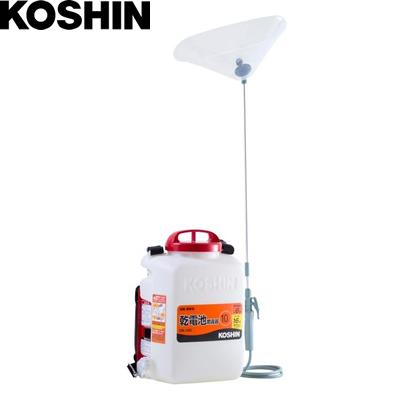 工進 乾電池式噴霧器 消毒名人 DK-10D