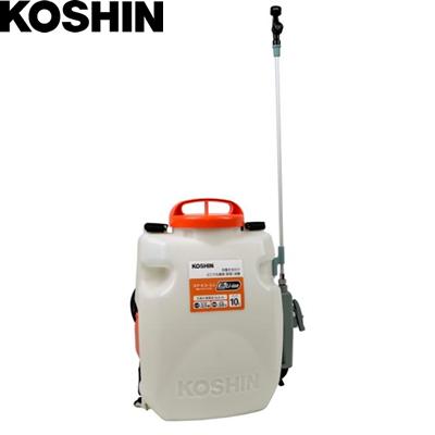 工進 充電式噴霧器 リチウムイオンバッテリー SLS-10 【在庫有り】【あす楽】
