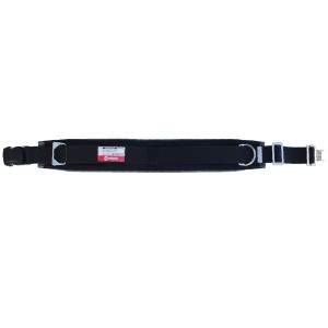 欠品中:納期未定 マーベル 柱上安全帯用ベルト(ワンタッチバックルタイプ) 黒 MAT-170B